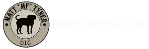 Matt Tyner guitarist and Songwriter logo